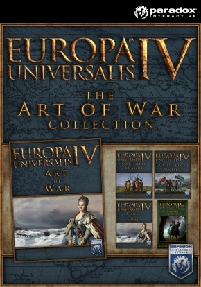 Europa Universalis IV: Art of War Collection(Steam KEY)