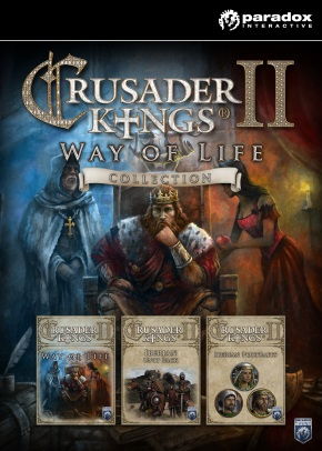 Crusader Kings II: Way of Life Collection (Steam KEY)