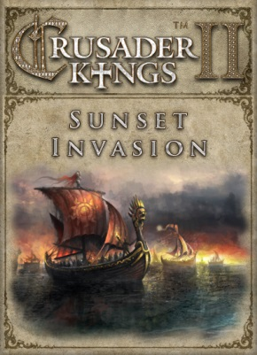 Crusader Kings II: DLC Sunset Invasion (Steam KEY)
