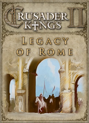 Crusader Kings II: DLC Legacy of Rome (Steam KEY)
