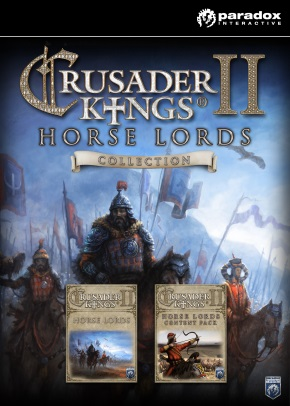 Crusader Kings II: Horse Lords Collection (Steam KEY)