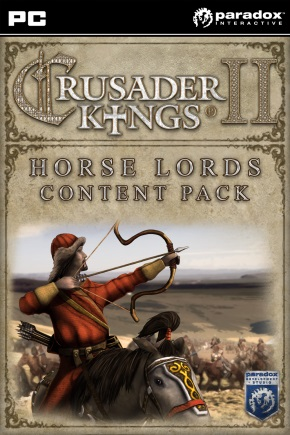 Crusader Kings II: DLC Horse Lords Content Pack