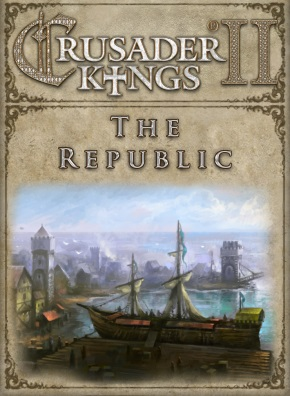 Crusader Kings II: DLC The Republic (Steam KEY)