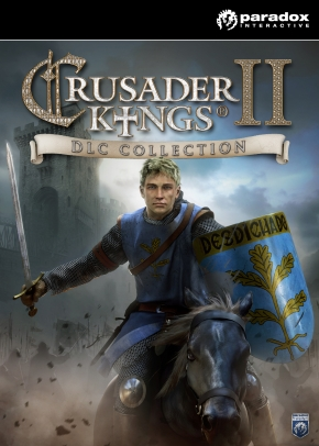 Crusader Kings II: DLC Collection (Steam KEY)