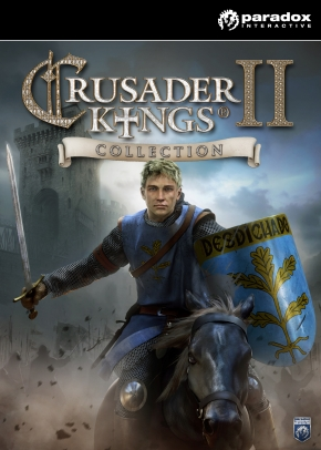 Crusader Kings II: Collection (Steam KEY) + GIFT