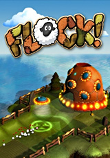 FLOCK! (Steam KEY) + GIFT