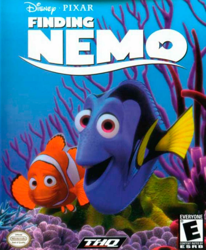 Disney. Finding Nemo (Steam KEY) + ПОДАРОК