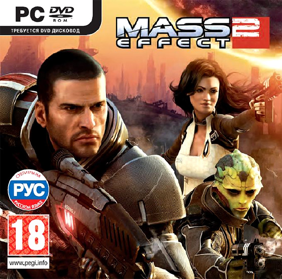 Mass Effect 2 Digital Deluxe Ed (Steam Gift \ RU + CIS)