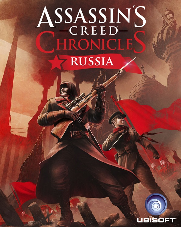 Assassin's Creed Chronicles: Россия (Uplay KEY)
