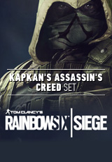 Tom Clancy´s Rainbow Six: Siege DLC Kapkan´s Assassin´s
