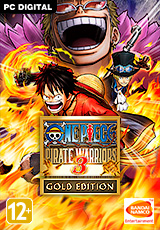One Piece Pirate Warriors 3: Gold Edition (Steam KEY)