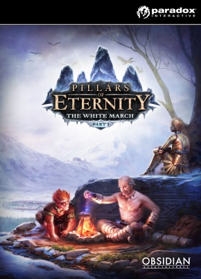 Pillars of Eternity: The White March Part I (Steam KEY)