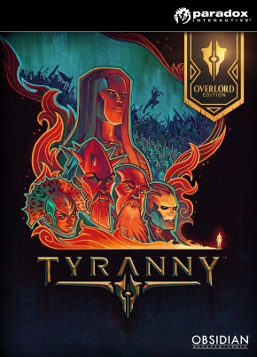 Tyranny: Overlord Edition (Steam KEY) + GIFT