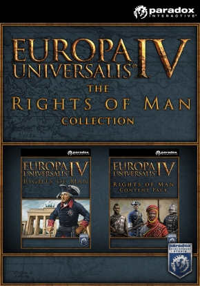 Europa Universalis IV: DLC Rights of Man Collection