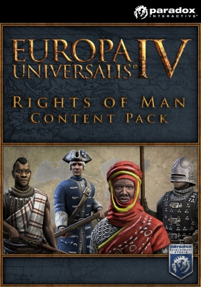 Europa Universalis IV: DLC Rights of Man Content Pack