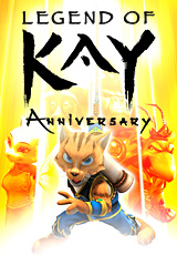 Legend of Kay Anniversary (Steam KEY) + GIFT