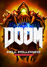 DOOM 2016: DLC Hell Followed (Steam KEY) + ПОДАРОК