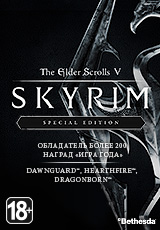 The Elder Scrolls V Skyrim: Special Edition (Steam KEY)