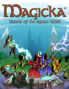 Magicka: Wizards of the Square Tablet (Steam KEY)