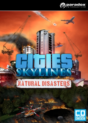 Cities: Skylines DLC Natural Disasters (Steam KEY)