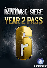 Tom Clancy´s Rainbow Six: Siege Season Pass Year 2