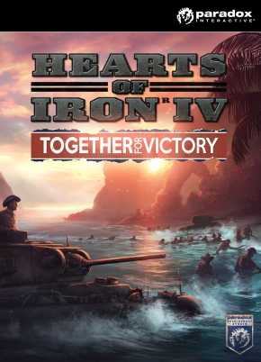 Hearts of Iron IV: DLC Together For Victory (Steam KEY)