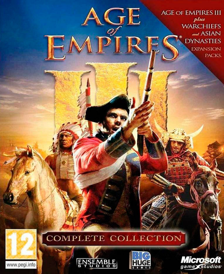 Age of Empires III: Complete Edition (Steam Gift \ RU)