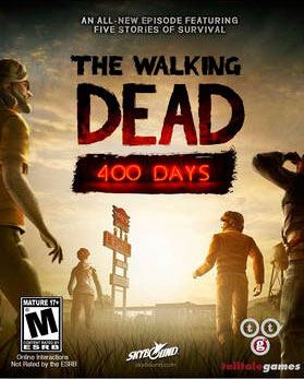 The Walking Dead: DLC 400 Days (Steam Gift \ RU)