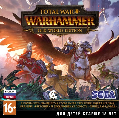 Total War: WARHAMMER: Old World Edition (Steam KEY)