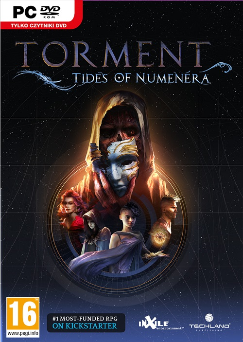 Torment: Tides of Numenera (Steam KEY) + GIFT