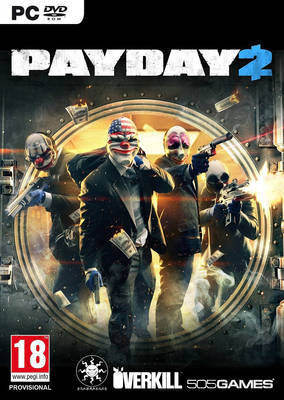 PAYDAY 2: DLC Gage Weapon Pack #01 (Steam Gift \ RU)