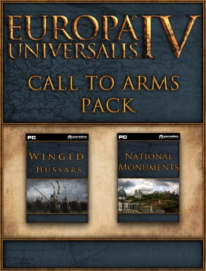 Europa Universalis IV: DLC Call to Arms Pac (Steam KEY)
