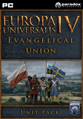 Europa Universalis IV: DLC Evangelical Union Unit Pack