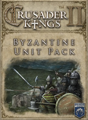 Crusader Kings II: DLC Byzantine Unit Pack (Steam KEY)