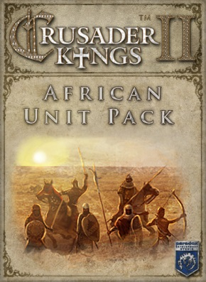 Crusader Kings II: DLC African Unit Pack (Steam KEY)