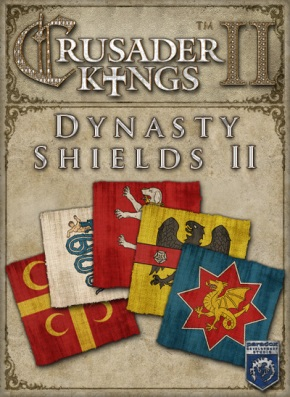 Crusader Kings II: DLC Dynasty Shield II (Steam KEY)