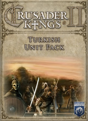 Crusader Kings II: DLC Turkish Unit Pack (Steam KEY)