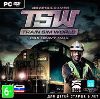 Train Sim World: CSX Heavy Haul (Steam KEY) + GIFT
