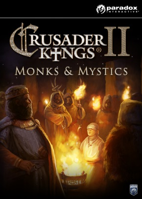 Crusader Kings II: DLC Monks & Mystics (Steam KEY)