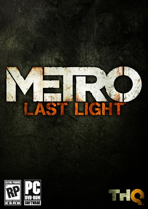 Metro: Last Light (Steam KEY) + GIFT