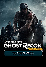 Ghost Recon Wildlands: Season Pass (Uplay KEY) +ПОДАРОК