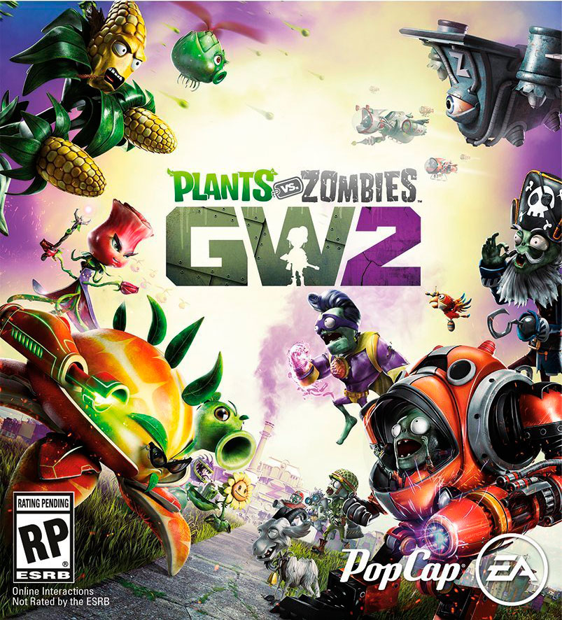 Plants vs. Zombies Garden Warfare 2 (Region Free/Multi)