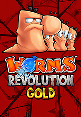 Worms Revolution: Gold Edition (Steam KEY) + GIFT