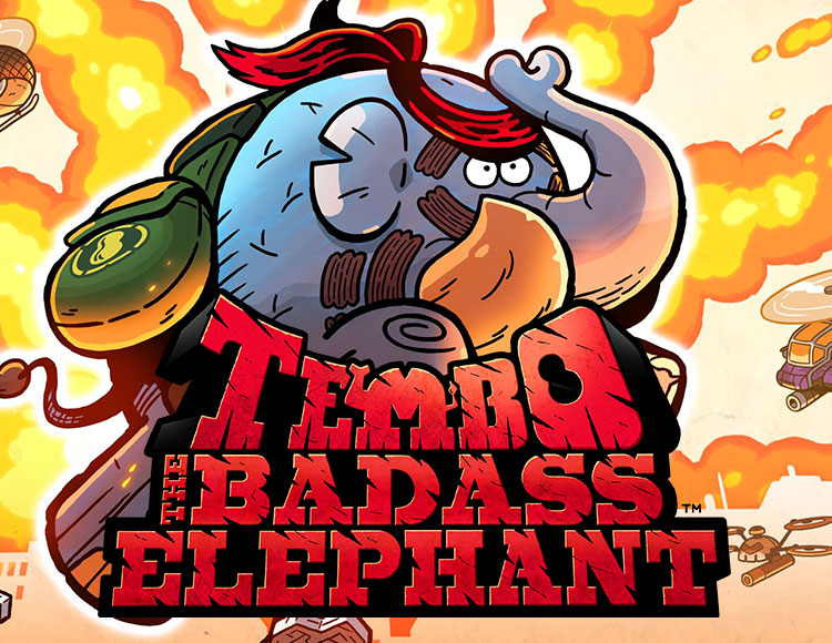 Tembo The Badass Elephant (Steam KEY) + GIFT