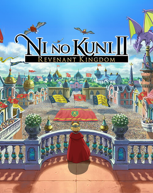 Ni no Kuni II: Revenant Kingdom (Steam KEY) + GIFT