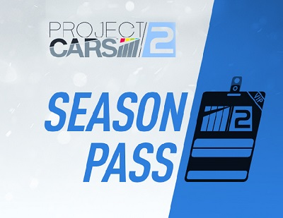 Project Cars 2: Season Pass (Steam KEY) + GIFT