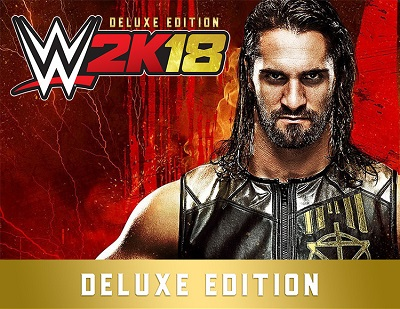 WWE 2K18: Digital Deluxe Edition (Steam KEY) + GIFT