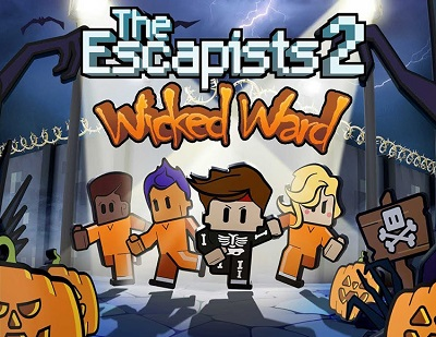 The Escapists 2: DLC Wicked Ward (Steam KEY) + ПОДАРОК
