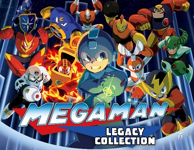Mega Man Legacy Collection (Steam KEY) + ПОДАРОК