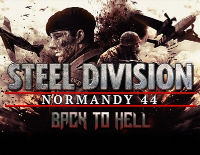 Steel Division: Normandy 44 DLC Back to Hell(Steam KEY)